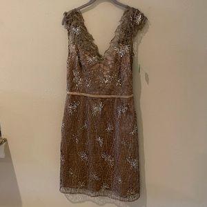 Brand New Kay Unger Sequin dress